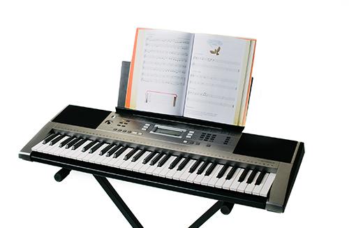 Klavir in klaviature